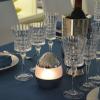 Lampe Design à LED sans fil rechargeable Alu